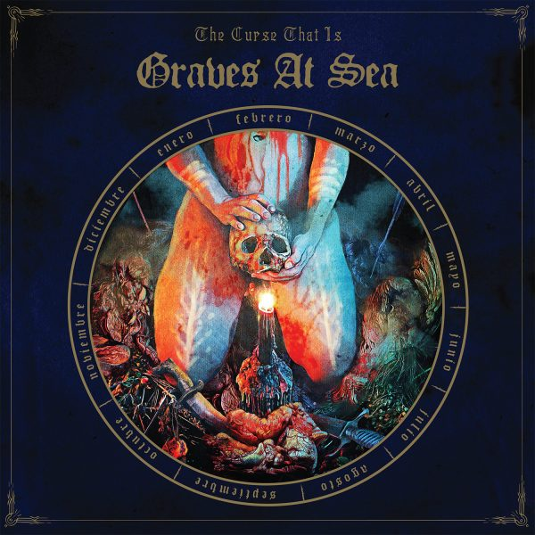 GRAVES AT SEA - The Curse That Is 2xLP
