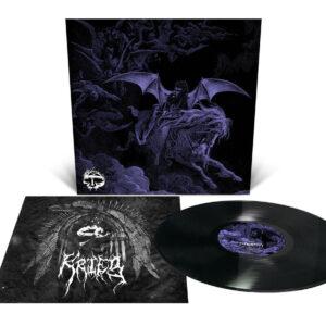 INTEGRITY / KRIEG split LP