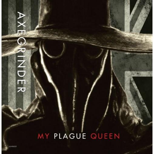 AXEGRINDER / WAR//PLAGUE split EP