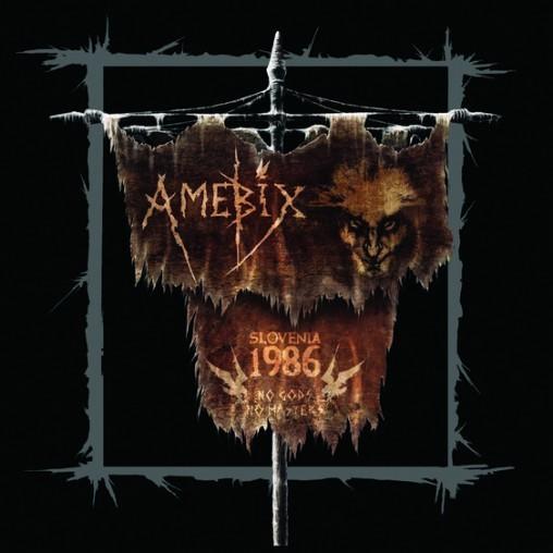 AMEBIX - Live Slovenia 1986 LP