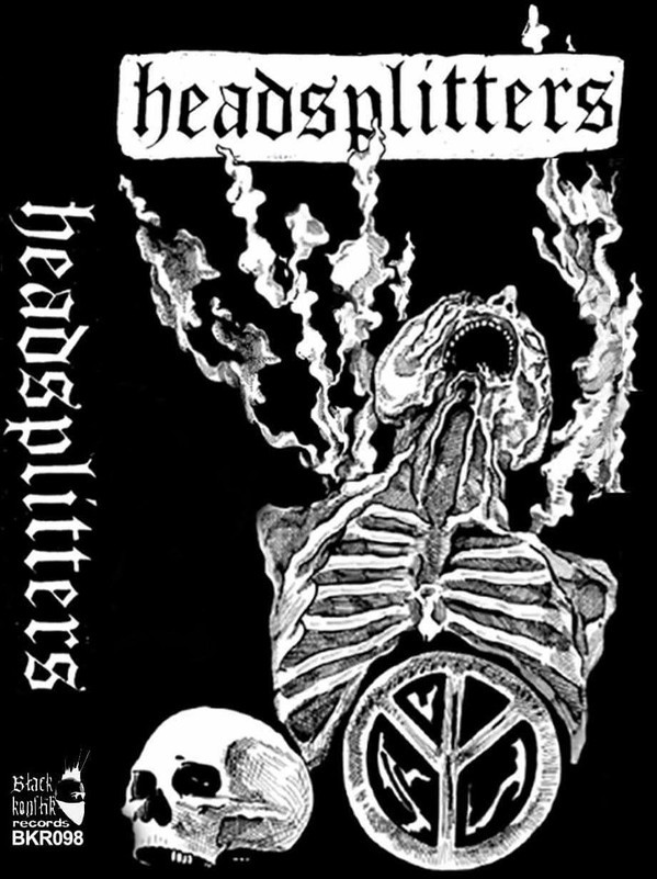 HEADSPLITTERS - s/t CASS