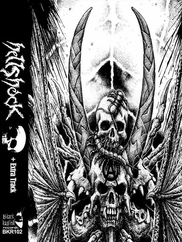 HELLSHOCK - Single Collection + Extra Track CASS