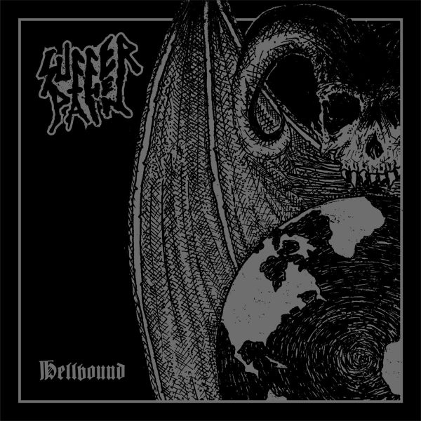 PR 163 SUFFER THE PAIN - Hellbound LP