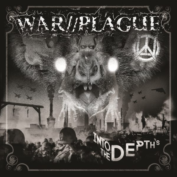 PR 167 WAR//PLAGUE - Into The Depths LP