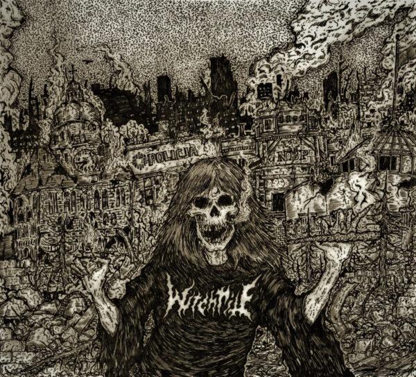 WITCHRITE - s/t LP