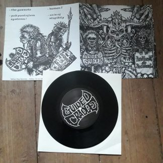 GUIDED CRADLE / INSTINCT OF SURVIVAL split EP