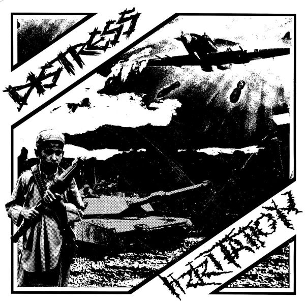 DISTRESS / IRRITATION split EP