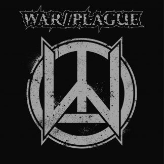 WAR//PLAGUE zádovka / backpatch