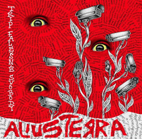 ALIUSTERRA / UŠTKNI split LP