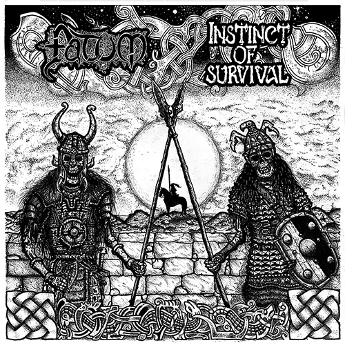INSTINCT OF SURVIVAL / FATUM split EP