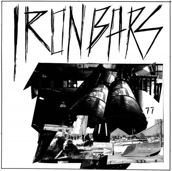 IRON BARS - s/t LP