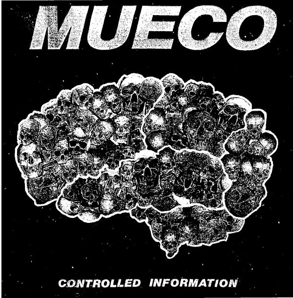 MUECO - Controlled Information EP