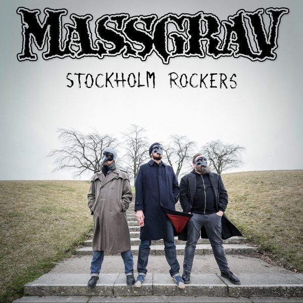 MASSGRAV - Stockholm Rockers LP