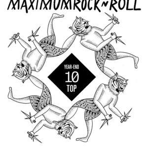 MAXIMUM ROCKNROLL #429