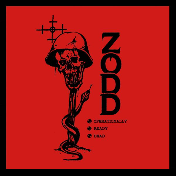 ZODD - Operationally Ready Dead LP