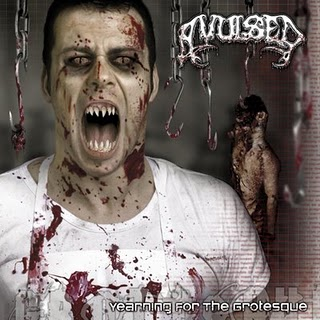 AVULSED - Yerning for the grotesque CASS