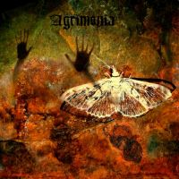 AGRIMONIA - Host of the winged 2xLP