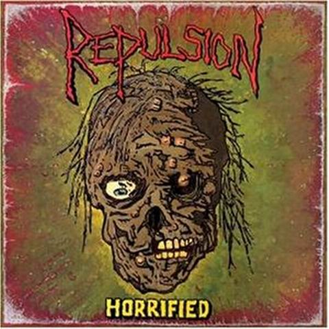 REPULSION - Horrified 2xCD