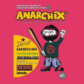 ANARCHIX komiks