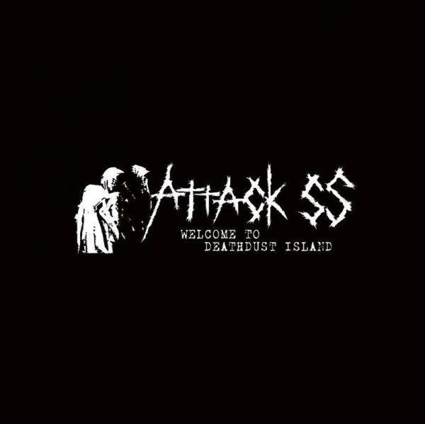ATTACK SS – Welcome to Deathdust Island LP