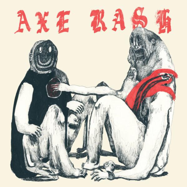 AXE RASH – s/t LP