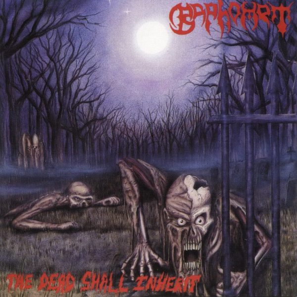 BAPHOMET – The Dead Shall Inherit LP