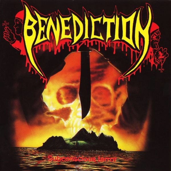 BENEDICTION – Subconscious Terror LP