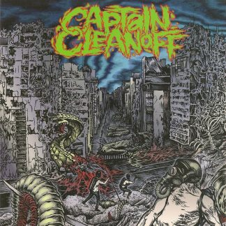 CAPTAIN CLEANOFF / THE KILL split EP
