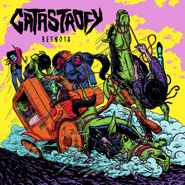 CATASTROFY – Besnota LP