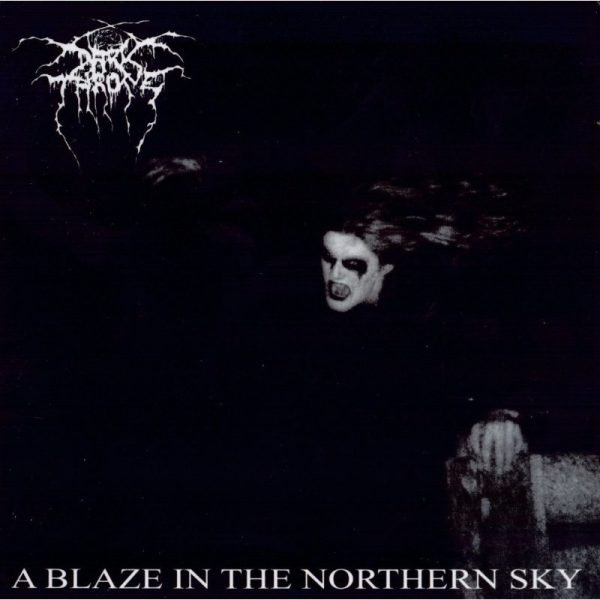 DARKTHRONE – A Blaze In The Northern Sky LP