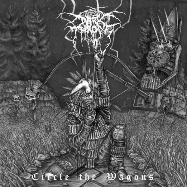 DARKTHRONE – Circle The Wagons LP