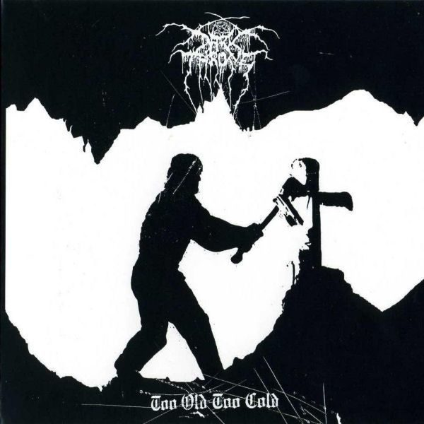 DARKTHRONE – Too Old Too Cold LP