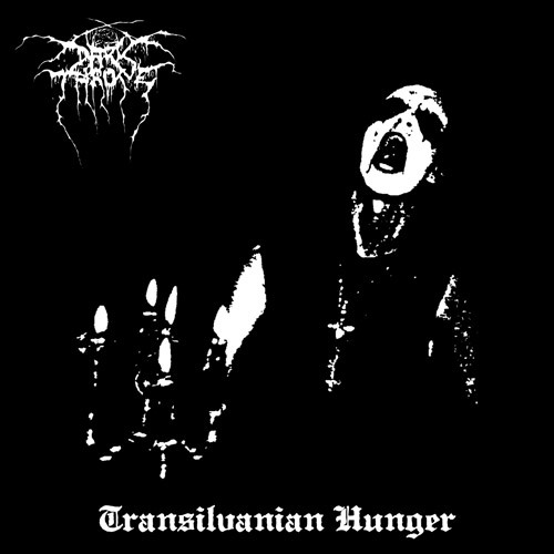 DARKTHRONE – Transilvanian Hunger LP