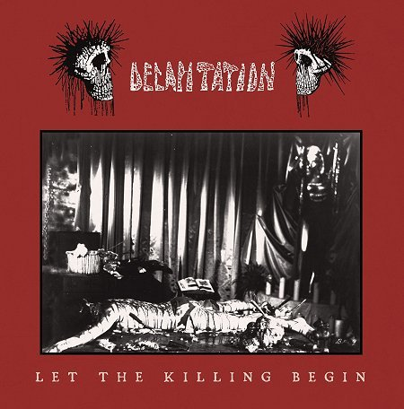 DECAPITATION – Let the killing begin LP
