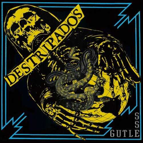 DESTRIPADOS – Gutless LP