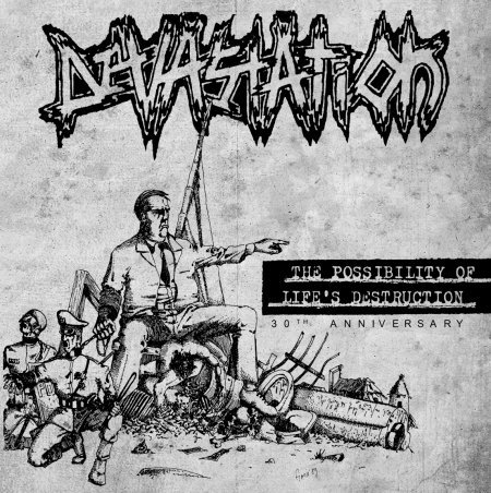 DEVASTATION – The possibility of life's destruction LP + CD