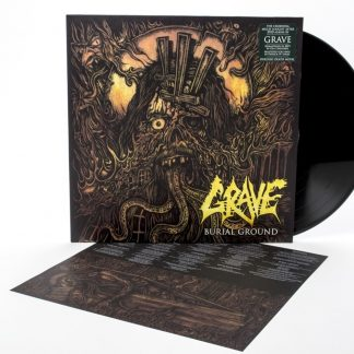 GRAVE – Burial Ground LP