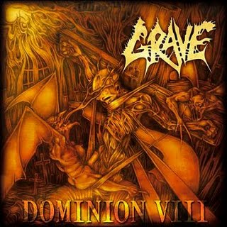 GRAVE – Dominion VIII LP