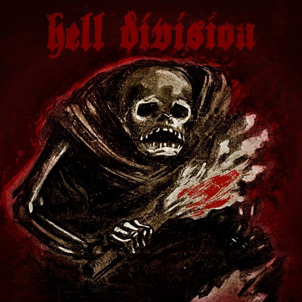 HELL DIVISION – s/t LP