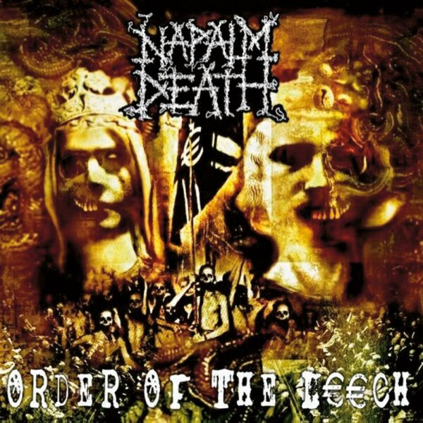 NAPALM DEATH – Order Of The Leech LP