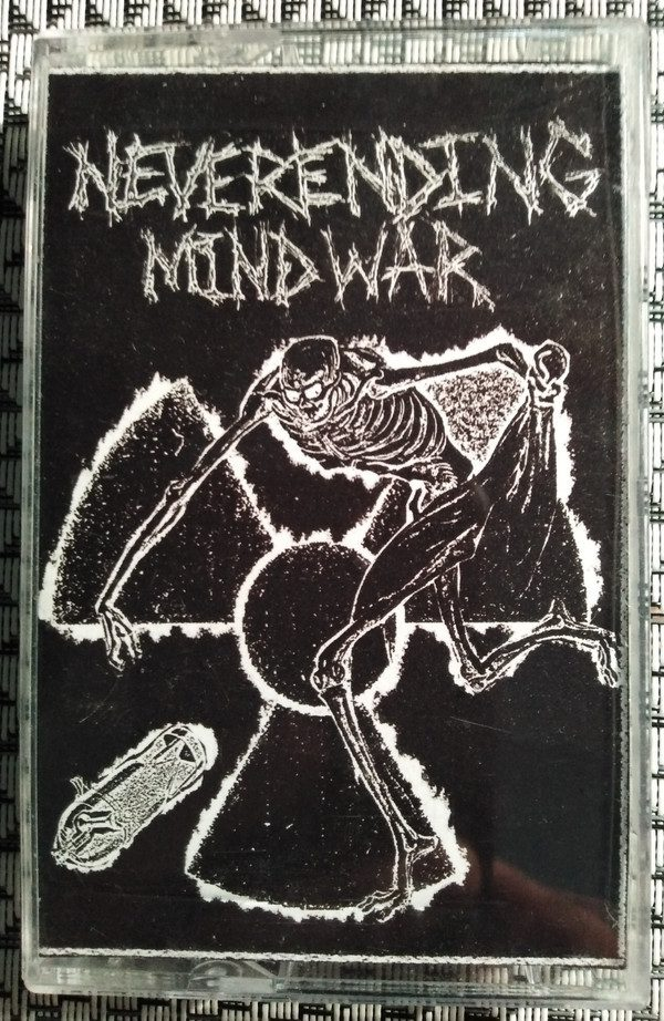 NEVERENDING MIND WAR – s/t CASS