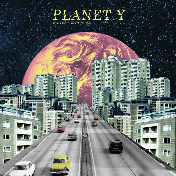 PLANET Y – Kniven For Struben LP