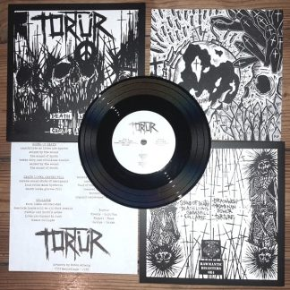 PR 166 TORTÜR – Death Looms Graves Fill EP