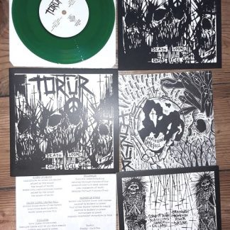 PR 166 TORTÜR – Death Looms Graves Fill EP (limit)