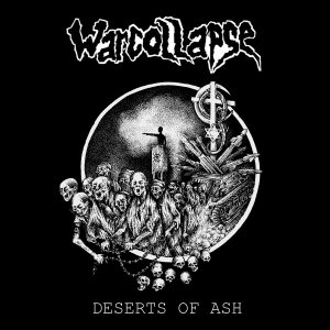 PR 172 WARCOLLAPSE – Deserts Of Ash LP