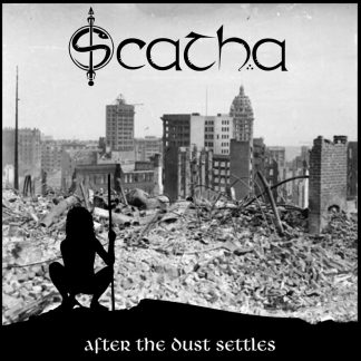SCATHA – After The Dust Settles 2xLP