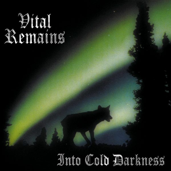 VITAL REMAINS – Into Cold Darkness LP