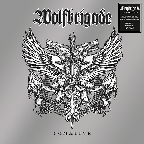 WOLFBRIGADE – Comalive LP