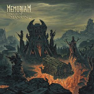 MEMORIAM – Requiem for Mankind LP