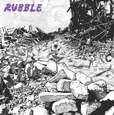 RUBBLE – s/t LP
